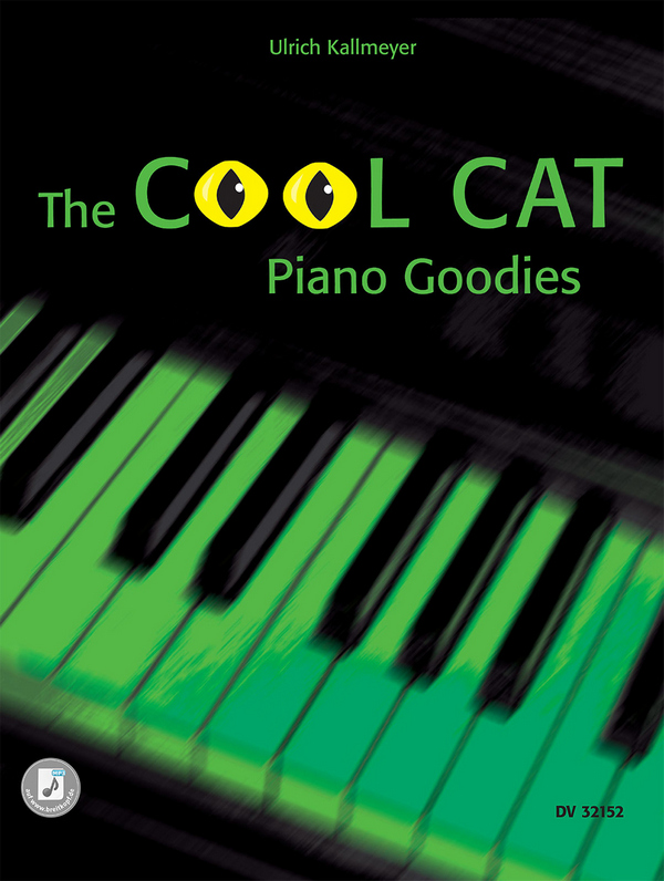 Kallmeyer, Ulrich - The Cool Cat Piano Goodies :