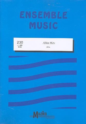 Abba Hits: for flexible ensemble