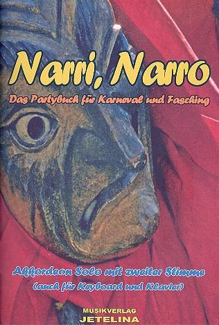 Narri Narro: für 1-2 Akkordeons (Keyboard/Klavier)
