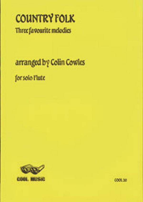 Country Folk: for flute