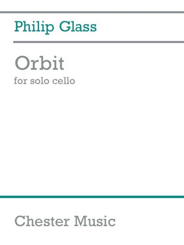 Orbit: for cello