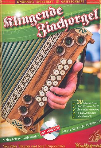 - Klingende Ziachorgel (+CD) :