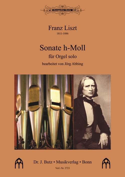 Liszt, Franz - Sonate h-Moll :
