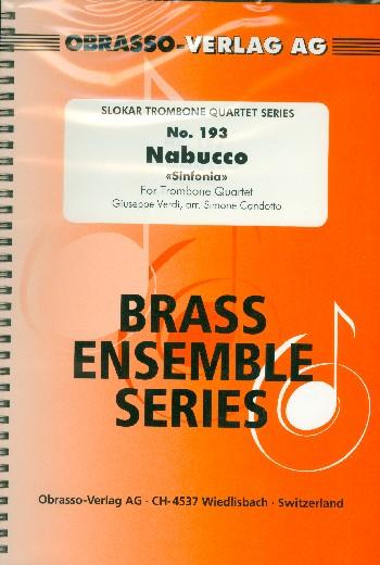 Sinfonia zu Nabucco: