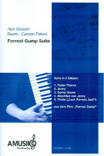 Forrest Gump Suite: für Akkordeonorchester