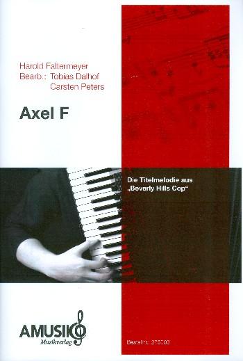 Axel F: für Akkordeonorchester