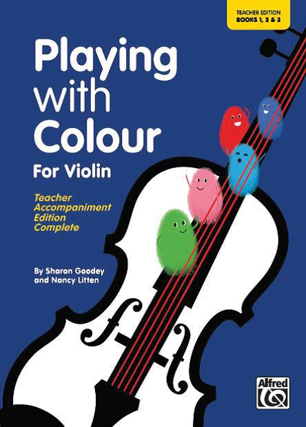 Playing with Colour: for violin and piano