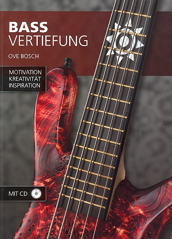 Bass-Vertiefung (+CD): für E-Bass