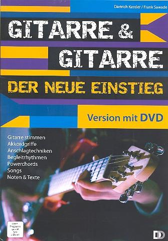 Gitarre & Gitarre - der neue Einstieg (+DVD):