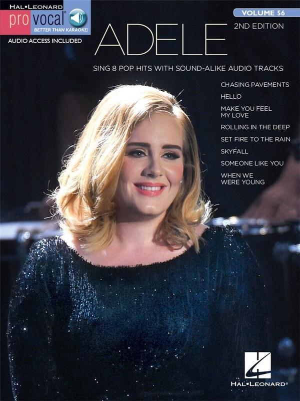 Adele (+Online Audio Access): women\