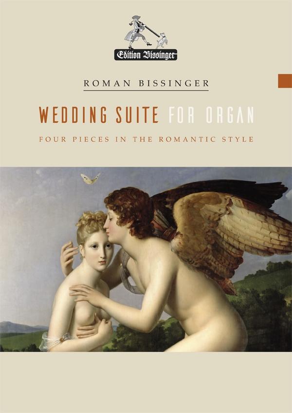 Wedding Suite: für Orgel