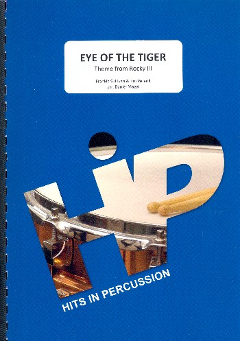 Eye of the Tiger : - Vollanzeige.