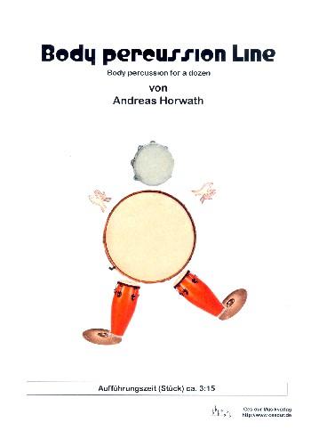 Body Percussion Line: für 12-x Spieler