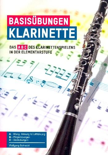 Basisübungen: für Klarinette