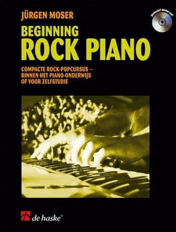 Beginning Rock Piano (+CD): voor piano (nl)
