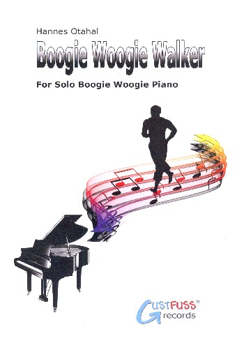 Boogie Woogie Walker: für Klavier