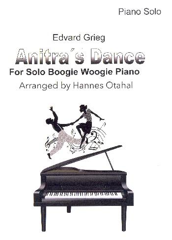 Boogie-Paraphrase über Anitras Tanz: für Klavier