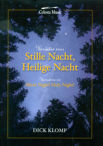Variations on Silent Night holy Night: for organ
