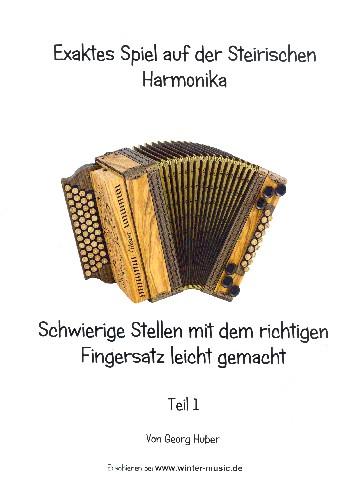 Huber, Georg - Exaktes Spiel Band 1 (+CD) :