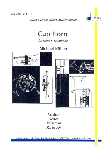 Cup Horn : - Vollanzeige.