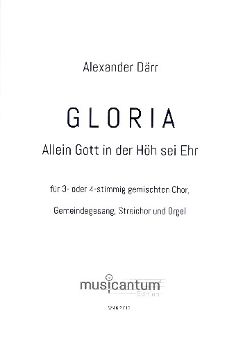 Därr, Alexander - Gloria :