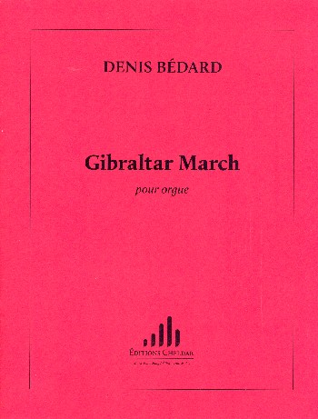 Gibraltar March : - Vollanzeige.