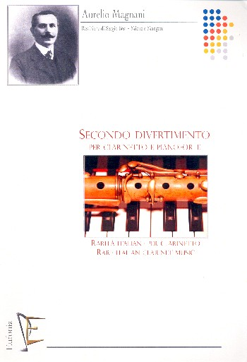 Divertimento no.2: per clarinetto e pianoforte