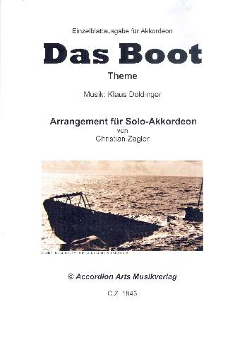 Das Boot (Hauptthema) : - Vollanzeige.