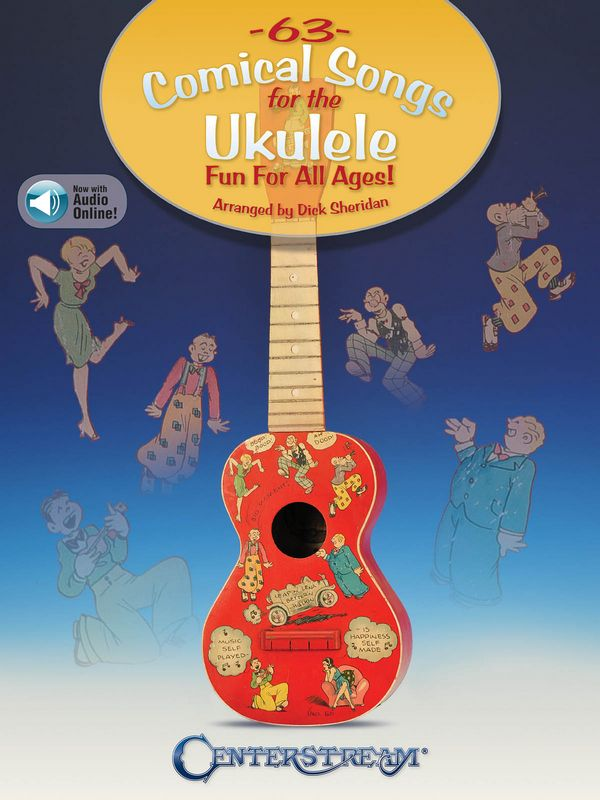 63 comical Songs (+Online Audio): for ukulele