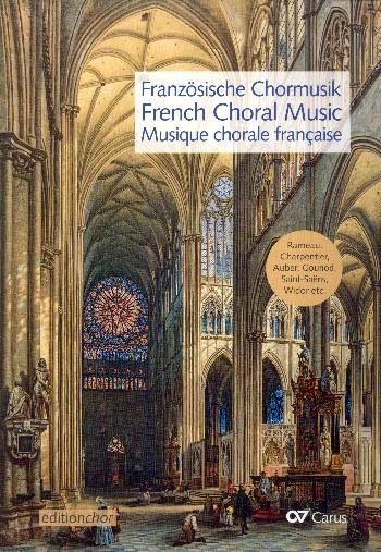 Chorbuch Französische Chormusik: