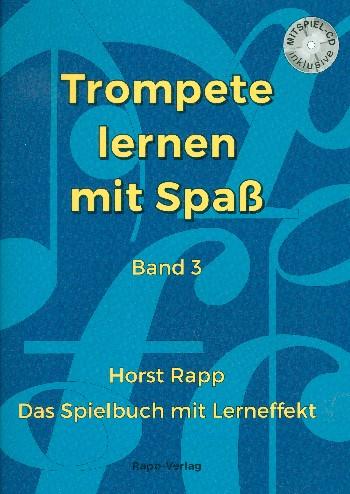 Trompete lernen mit Spaß 3 (+CD) - Vollanzeige.
