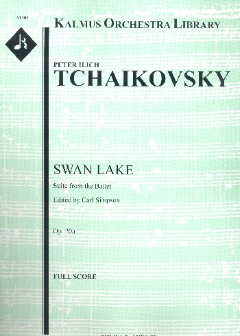 Swan Lake Suite opus.20a: for orchestra