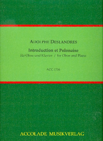Introduction et Polonaise: for oboe and piano