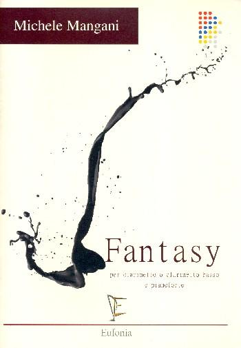 Fantasia: per clarinetto o clarinetto basso e pianoforte