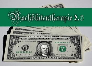 Postkarte Bachblütentherapie 2.0