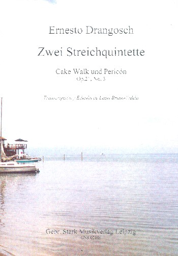 2 Quintette opus.21,3: für 2 Violinen, Viola, Violoncello und Kontrabass