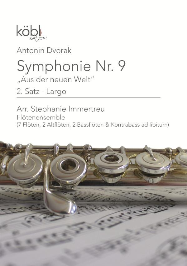 Largo aus Sinfonie Nr.9 : - Vollanzeige.