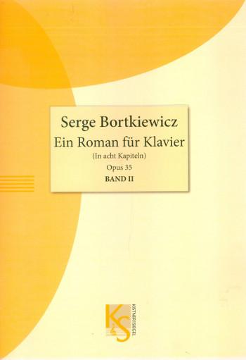 Ein Roman opus.35 Band 2: für Klavier