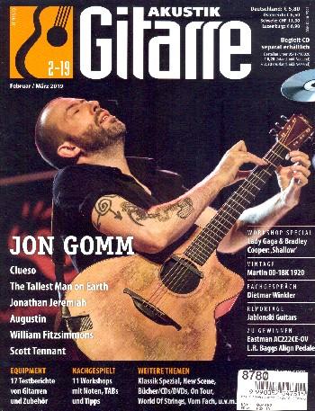 Akustik-Gitarre 2/2019 (Februar/März) - Vollanzeige.