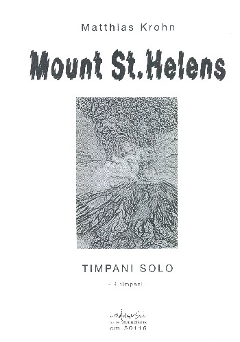 Mount St. Helens: for 4 timpan
