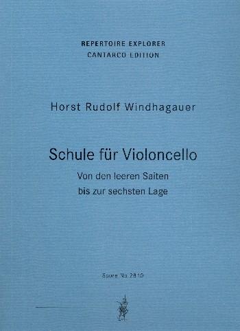 Windhagauer, Horst Rudolf - Schule :