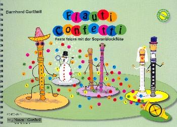 Flauti confetti (+Download) : - Vollanzeige.