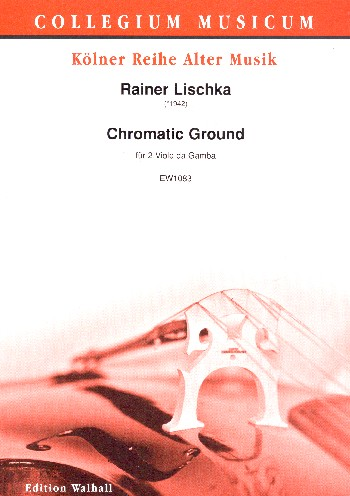 Lischka, Rainer - Chromatic Ground :
