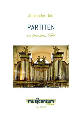 Partiten im barocken Stil : - Vollanzeige.