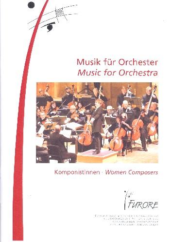 Katalog Komponistinnen - Musik für Orchester Furore 2019 - Vollanzeige.