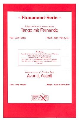 Avanti Avanti und Tango mit Fernando: für Combo