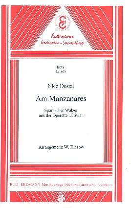 Am Manzanares: für Salonorchester