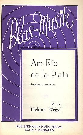 Am Rio de la Plata: für Blasorchester