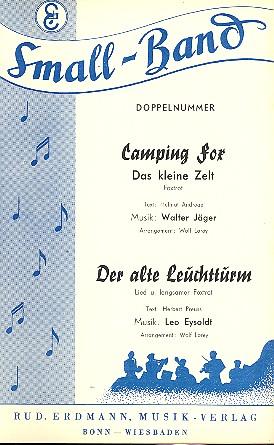 Camping Fox und Der alte Leuchtturm: für Salonorchester
