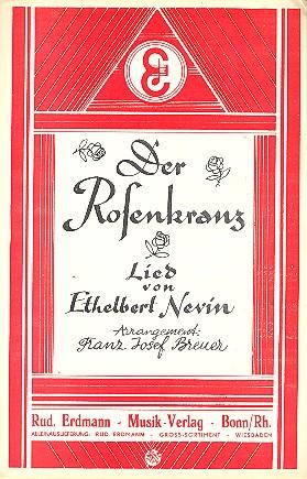 Der Rosenkranz: für Salonorchester